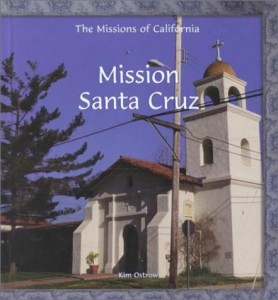 Mission Santa Cruz was founded in 1791 at a place the local Ohlone tribe called Aulinta. It was severely damaged in the 1857 Fort Tejon earthquake and replaced with a church. The Holy Cross Church of Santa Cruz, California, was built in its place in 1889. http://journeycalifornia.com/santa-cruz-ca-mission-community-history/