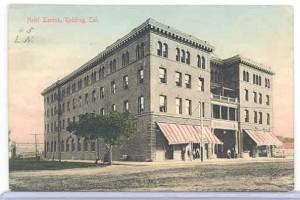 Lorenz Hotel, Redding, CA